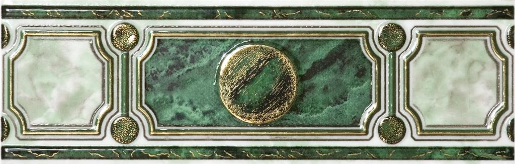 Pietra БШ-20-11 Бордюр зеленый