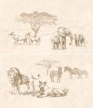 панно Safari