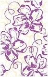 декор Монро фиолетовый