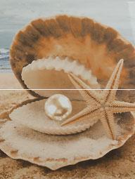 панно Жемчужина на море