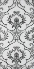 декор Мадейра белый