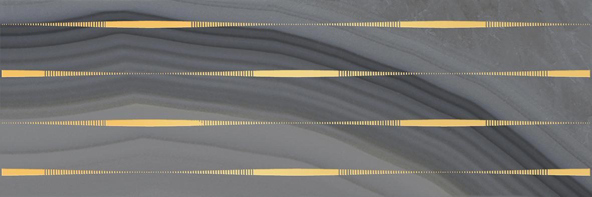 Agat Lines Декор серый