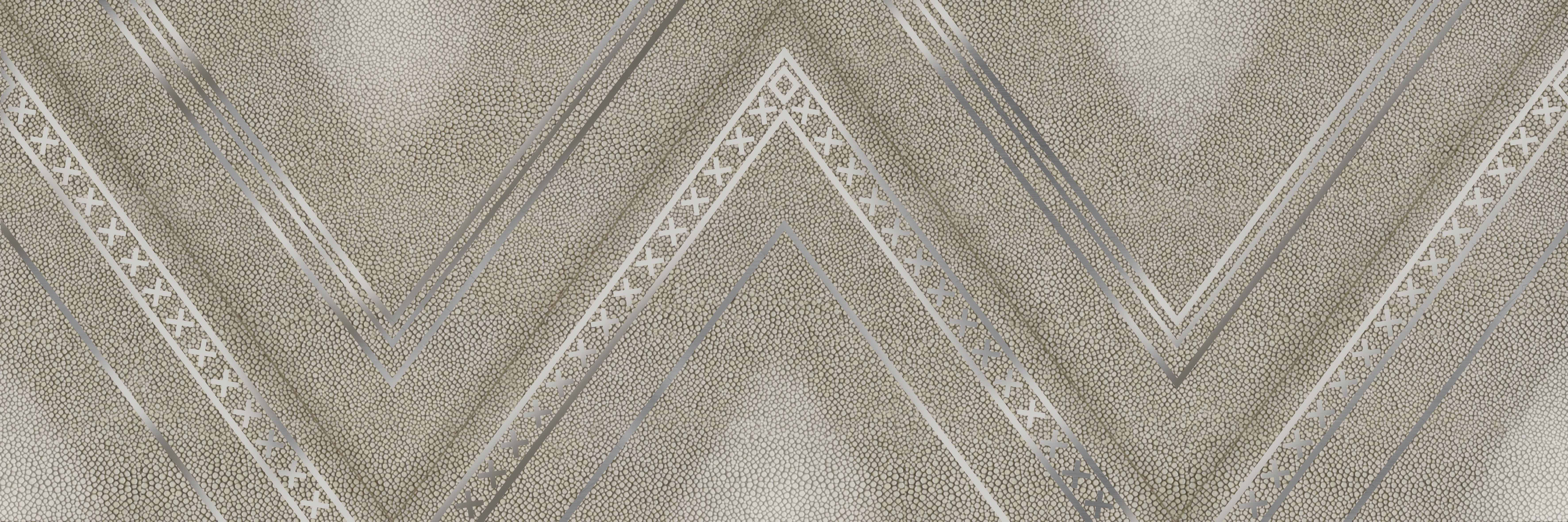 Декор Stingray Lozenge Graphite