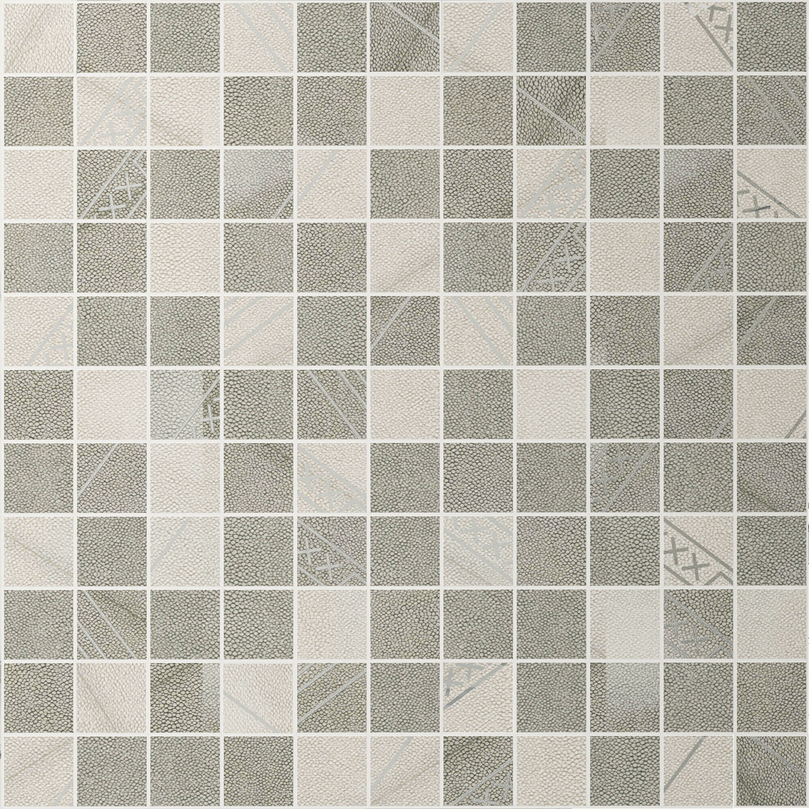 Мозаика Mosaic Stingray Graphite