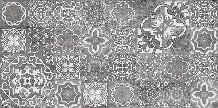 Concrete Vimp Декор тёмно-серый