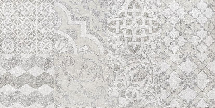 Bastion Плитка настенная мозаика серый 08-00-06-453